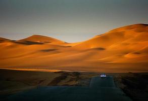 Tassili n'ajjer deserto, parco nazionale, algeria - africa foto