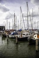 barche in olanda foto