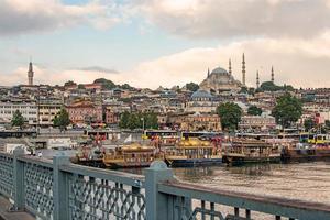 vista di istanbul foto