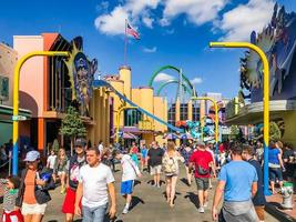 Orlando, Florida, USA, 5 gennaio 2017 - parco a tema Universal Studios foto