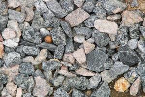 trama di pietre per lo sfondo foto