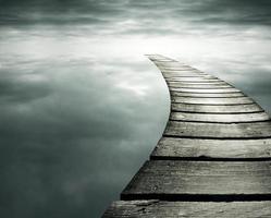 il sentiero dell'infinito foto