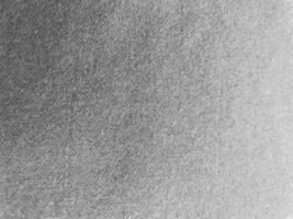 trama di colore grigio lino naturale come sfondo foto