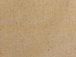 trama di lino naturale come sfondo foto