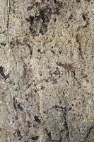 superficie delle rocce salate del modello naturale foto
