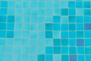 sfondo di acqua della piscina foto