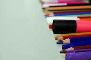 strumenti per la scuola e l'ufficio foto
