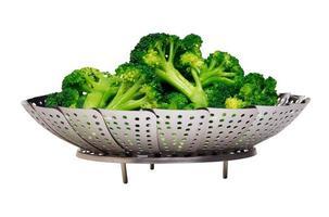 verdure fresche di broccoli per il cibo foto