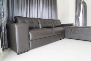 decorazione d'interni divano moderno nel soggiorno foto