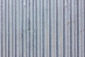 fondo della piastra a muro in ferro zincato foto