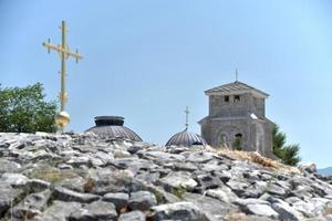 chiesa ortodossa serba prebilovci capljina, bosnia ed erzegovina foto