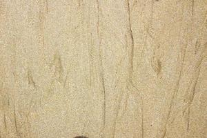 sfondo texture sabbia sulla spiaggia foto