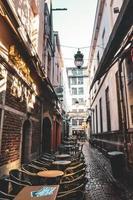 via di bruxelles, belgio, europa foto