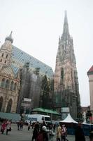 ns. Cattedrale di Santo Stefano a vienna, austria, europa foto
