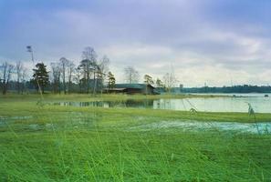 lago a Helsinki foto