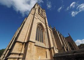 cattedrale di bristol a bristol foto