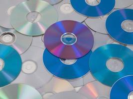 cd dvd db disco bluray foto