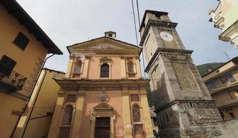 cappella di santa marta a quincinetto foto