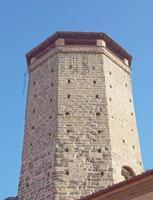 torre ottagonale, chivasso foto