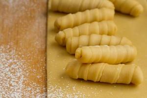 composizione tradizionale di bastoncini di formaggio venezuelano foto