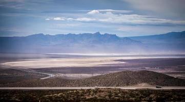 paesaggi naturali della natura del canyon di roccia rossa del nevada foto