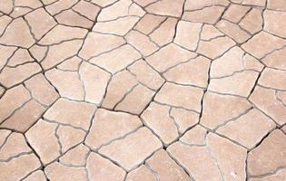 passerella di texture di pietre per lastricati foto