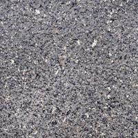struttura di pietra di granito grigio scuro senza soluzione di continuità. foto
