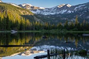 lago perduto - colorado foto