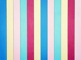sfondo di legno colorato foto