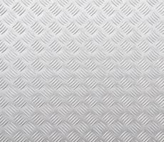 piastra metallica con texture foto