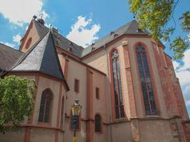 chiesa di santo stefano mainz foto