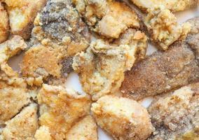 funghi porcini fritti foto