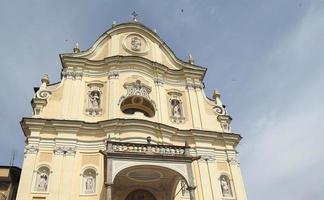chiesa parrocchiale a quincinetto foto
