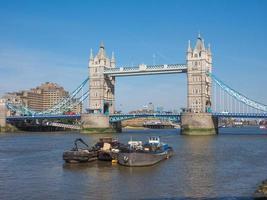 Tower Bridge di Londra foto