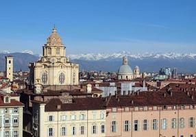 piazza castello, torino foto