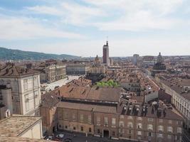 piazza castello torino foto