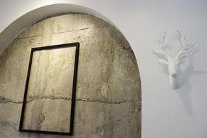 loft in stile moderno e industriale foto