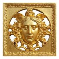 maschera d'oro a torino foto