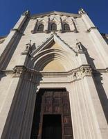chiesa di san pellegrino laziosi a torino foto
