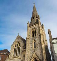 salisbury chiesa riformata unita foto