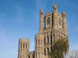 cattedrale di ely a ely foto