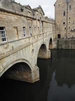 ponte pulteney in bagno foto