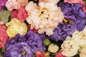 la composizione bellissimi fiori carta da parati foto