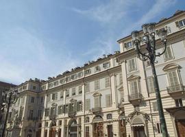 piazza carignano, torino foto