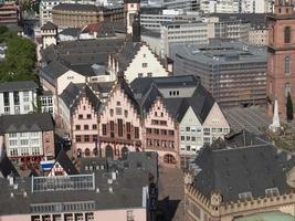 municipio di francoforte foto