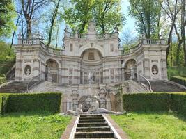 villa della regina, torino foto