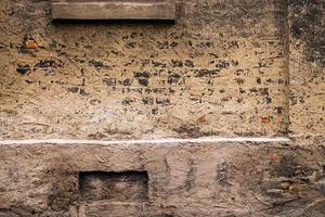sfondo muro di pietra sporco grunge grunge foto