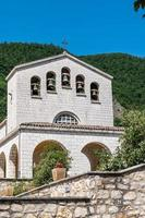 santuario di santa rita statua agostiniana foto
