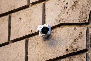 telecamere per la videosorveglianza dal vivo foto
