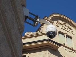 telecamera a circuito chiuso foto